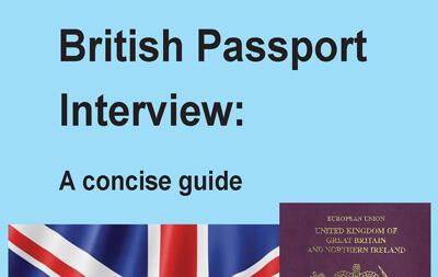 British Passport Interview