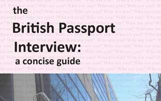 British Passport Interview