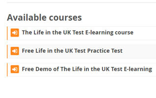 Self-enroll on our E-learning
